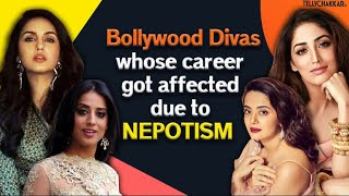 Yami Gautam to Mahie Gill | Known Bollywood divas whose acting career got affected due to Nepotism | - TELLYCHAKKAR