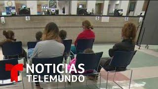 Patrulla fronteriza anuncia cambios en política de salud tras denuncias   Noticias Telemundo
