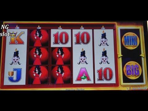 connectYoutube - Wicked Winnings 2 Slot Machine BONUSES Won w/RETRIGGER & Line Hit !🔥FAST CASH EDITION🔥