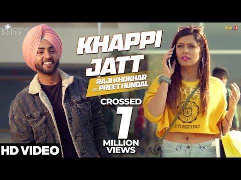 KHAPPI JATT - Raji Khokhar   Preet Hundal