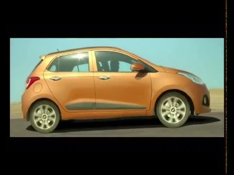 Hyundai I10 GRAND TVC