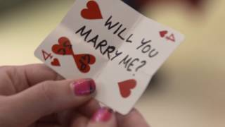 Beaverbrooks Is this the most magical proposal ever