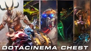 Dota 2 Arsenal of the Defender's Vision
