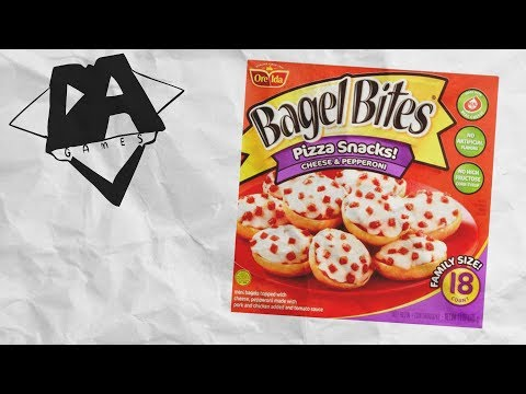 connectYoutube - DAGames Animated - Pizza's On a Bagel (YouTube Haiku Challenge)