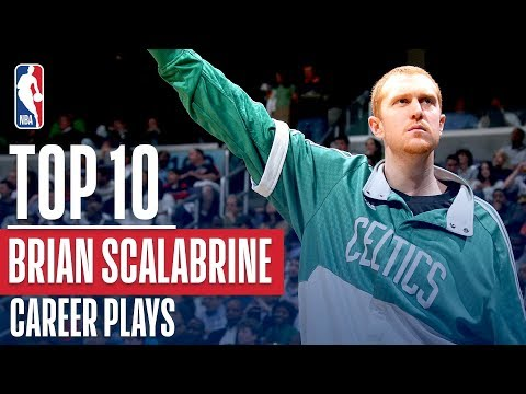connectYoutube - Brian Scalabrine's Top 10 Plays of His Career!