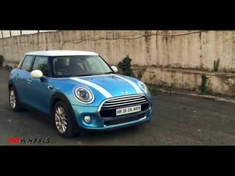 Mini Cooper D 5 door :: WalkAround :: ZigWheels