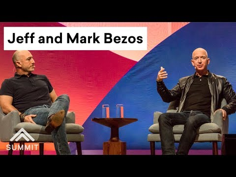 connectYoutube - Amazon CEO Jeff Bezos and brother Mark give a rare interview about growing up and secrets to success