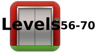 100 Floors - Levels 56 to 70 - Walkthrough