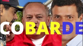 ????????Pendientes!!!… Lo que es un cobarde (Ultimas Noticias de Venezuela Hoy Sin Mentiras)