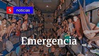 Defensoría y Procuraduría piden declarar emergencia carcelaria tras amotinamientos | Semana Noticias