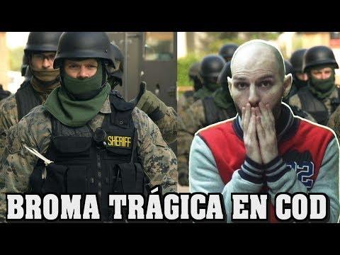 connectYoutube - ¡¡¡BROMA MUY PESADA TERMINA EN DESASTRE POR APUESTA EN VIDEOJUEGO!!! - Sasel - Noticias - Español