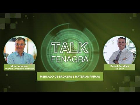 TALK FENAGRA - Munir Aboissa - Aboissa Brokers