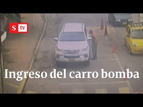 SEMANA revela video del ingreso del carro bomba a la brigada del Ejército en Cúcuta | Videos Semana