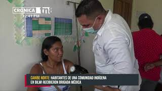 MINSA garantiza atención en salud en comunidades Indígenas del Caribe - Nicaragua