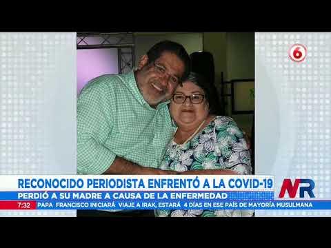 José Andrés Soto: EñCovid casi me mata. Mató a mi mamá