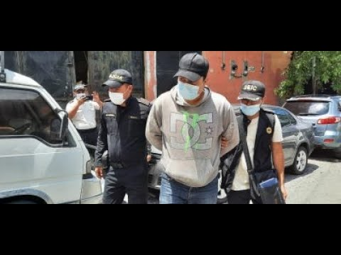 Capturaron a hombre captado en video por robo en la zona 16