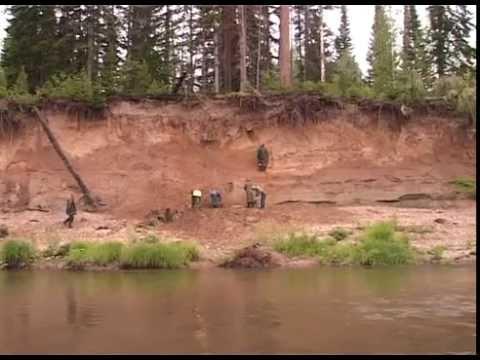 В дельте доисторической реки. Серия 2