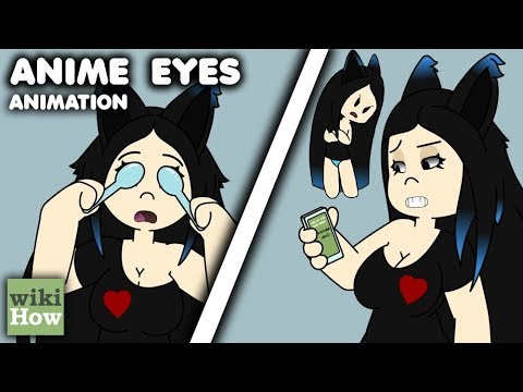 connectYoutube - How to Get Anime Eyes (According to wikiHow) ANIMATION