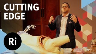 Surgery From Scalpels to Robots - with Pankaj Chandak