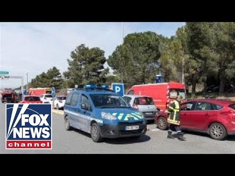 Hostage-taker in France shot and killed