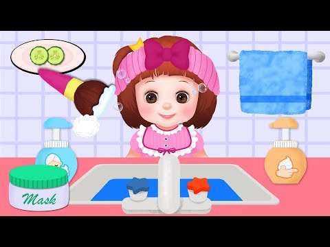 Bay Doli face wash care play and baby doll beauty toys play