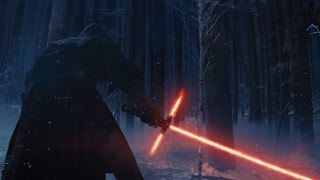 Star Wars: The Force Awakens - Teaser Trailer - Rewind Theater