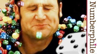 Dice Bucket - Numberphile