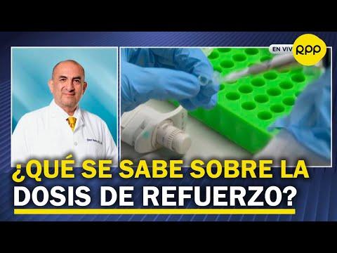 EE.UU: ¿Qué se sabe sobre la dosis de refuerzo