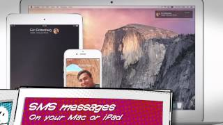 SMS Messages on OSX and iPad: iFive for the iPhone 114