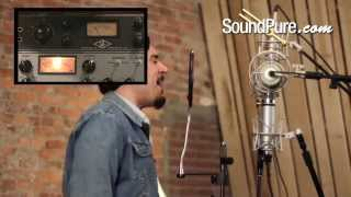 Vocal Compressor Shootout: Vintage UA 175-B vs. ADL 1700