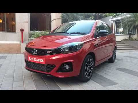 Tata Tiago JTP Walkaround (+ Exhaust Note) & Tigor JTP | CarDekho. Com