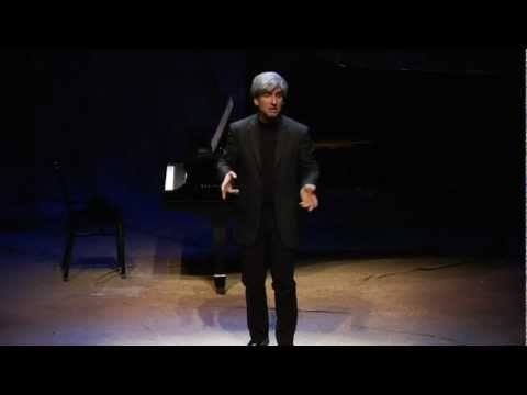 Hershey Felder in MAESTRO: The Art of Leonard Bernstein