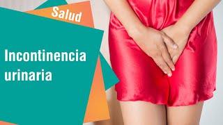 Novedoso tratamiento para la incontinencia urinaria | Salud