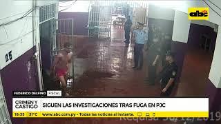 Crimen y Castigo: La masiva fuga del penal de PJC