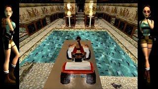 Tomb Raider 3 - Quad Bike Shenanigans