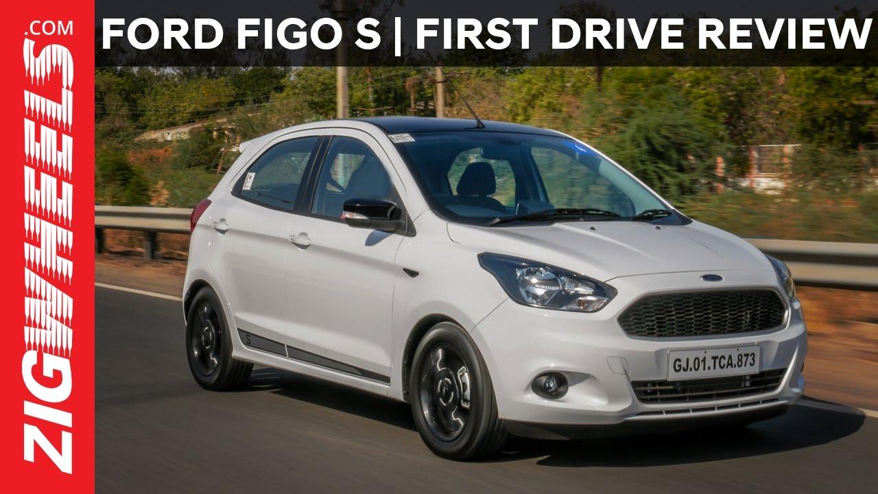 Ford Figo S | First Drive Review | ZigWheels.com