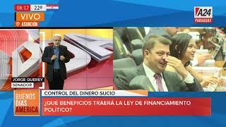 #BDAPy - Beneficios que traerá la ley de financiamiento político