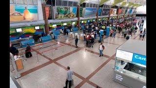 Desde Rep. Dominicana salen vuelos de repatriación hacia otros países  En El Toque del Mediodía