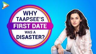 Akshay Kumar, Ajay Devgn or Ranveer Singh? - Favourite on-screen COP? Taapsee answers - HUNGAMA