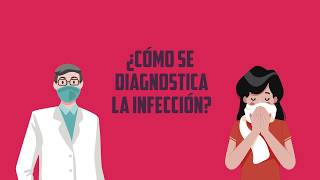 ¿Cómo se diagnostica la infección de covid-19