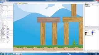 Physics Puzzle Game Development w/ Construct 2 - Tutorial 7 - Building the Tower