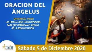 Ángelus De Hoy l Sábado 05 Diciembre de 2020 l Oración a María l Padre Carlos Yepes