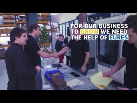 Your first EURES Job – Easier to recruit in Europe. Three EU employers share their experiences. photo