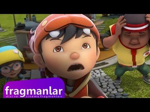 BoBoiBoy  The Movie Dublajlı Fragman