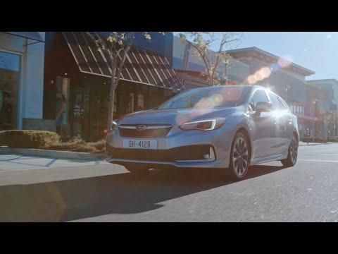 "2020MY IMPREZA 5-Door Promotional Video ""Wherever"""