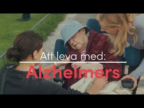 Att leva med Alzheimers