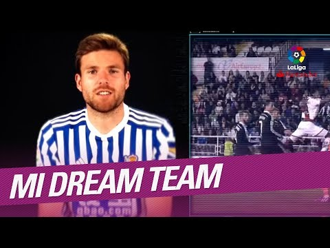 Mi Dream Team: Asier Illarramendi, Real Sociedad