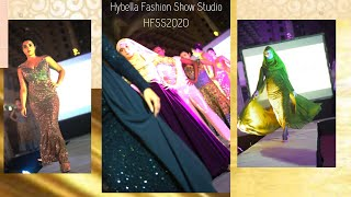 Hybella Fashion Show Studio Proudly Presents IWD2020 (Dubai).
