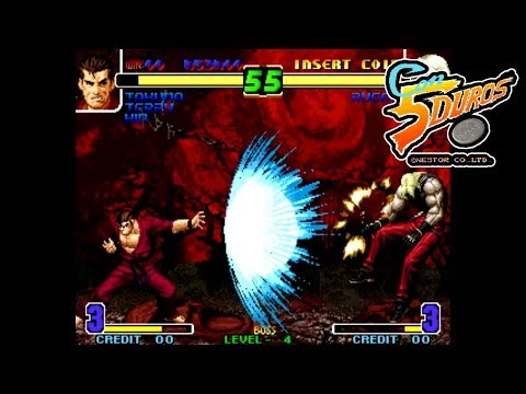 """THE KING OF FIGHTERS 10TH ANNIVERSARY (KOF 2002 HACK) - """"CON 5 DUROS"""" Episodio 767 (1cc) (CTR)"""