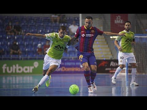 Palma Futsal   Barça Semifinales Partido 1 Temp 20 21